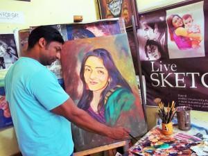 Profile pic of Sketch Artist In Delhi